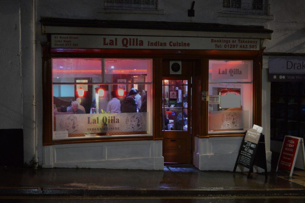 Lal_Qilla restaurant