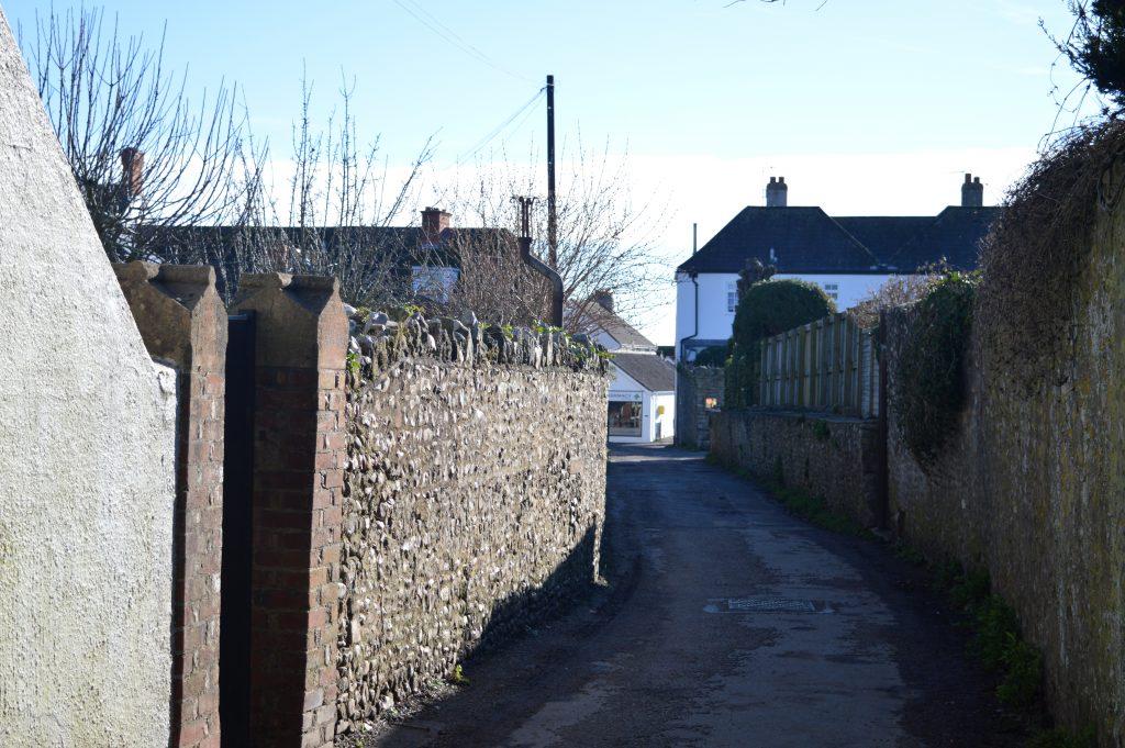 Down Barrs Lane