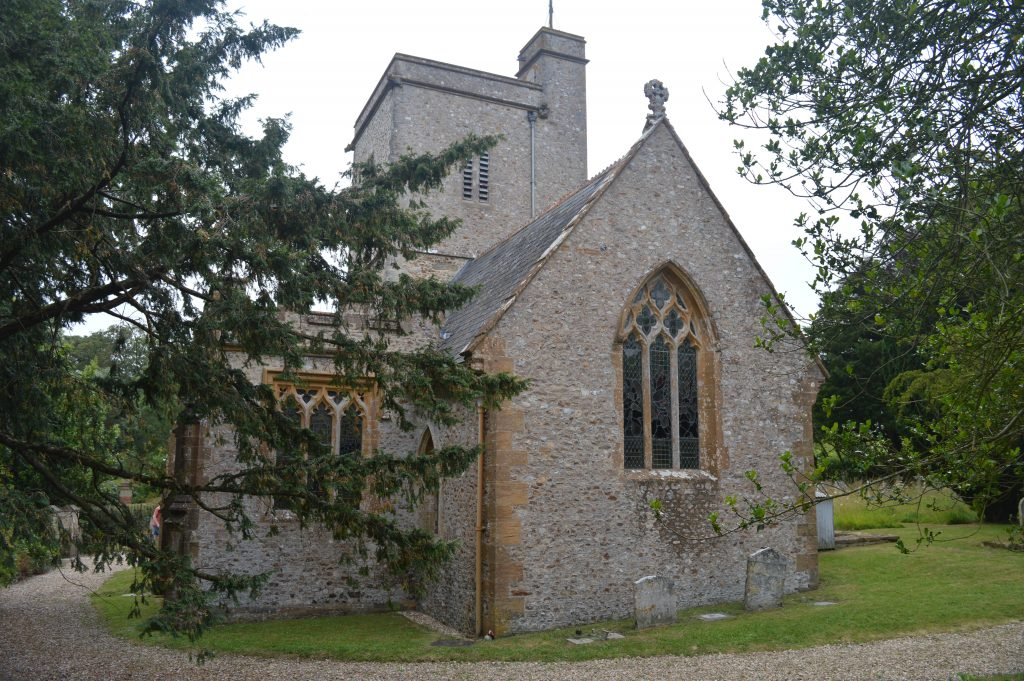 St Pauls Wootton Fitzpaine