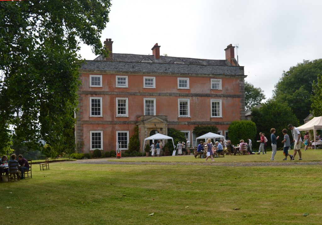 Wootton House - Annual Cream teas event in aid of the church