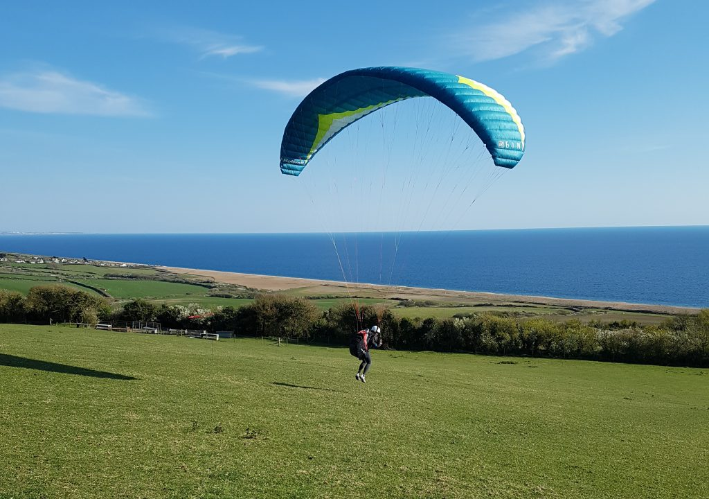 Paragliding taster day